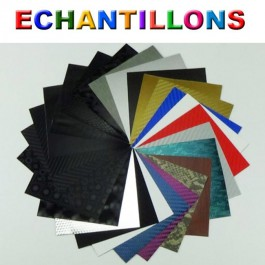 ECHANTILLONS (45 couleurs)