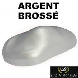 ARGENT / INOX Brossé